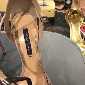 Ralph Lauren Black Label Shoes - Ralph Lauren collection 39.5 b like new sandal